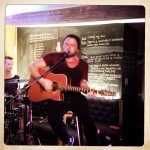 Ard Matthews live at Cafe Roux