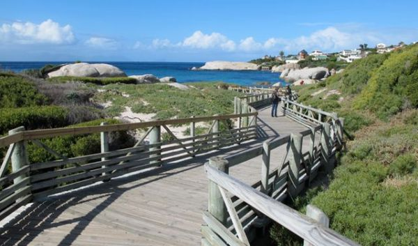 Boulders Boardwalk Viewing Platform