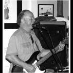 Dave Gomersall at Cafe Pescado