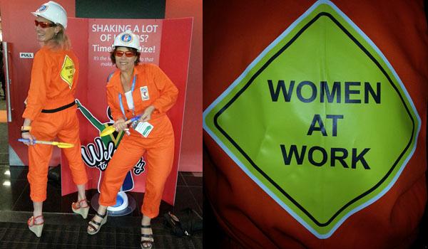 Women at Work- Indaba 2014