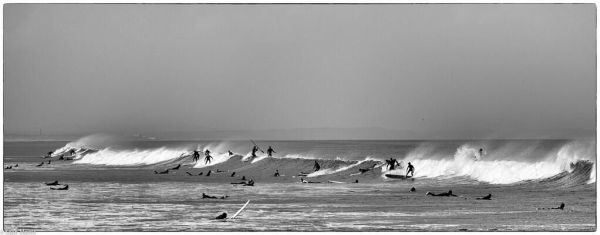 Muizies Surfing In Winter #MeetSouthAfrica