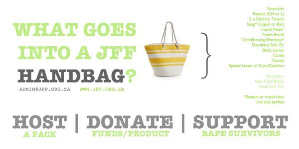 JFF Handbag Project