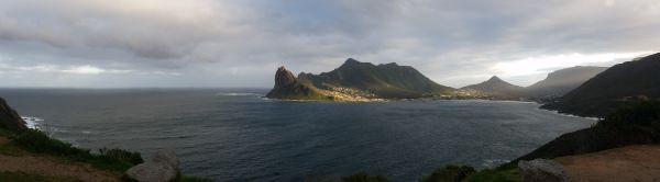Chapman's Peak Drive- panoramic