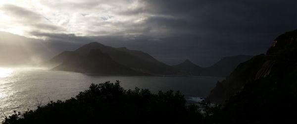Stormy Chapman's Peak Drive