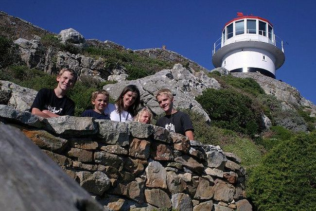 Cape Point with Kids. Photo_Cape Holidays.Info