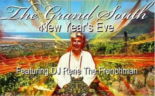 Cafe Rene New Years Eve