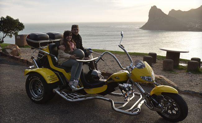 Cape Point Mountain Trike Tour