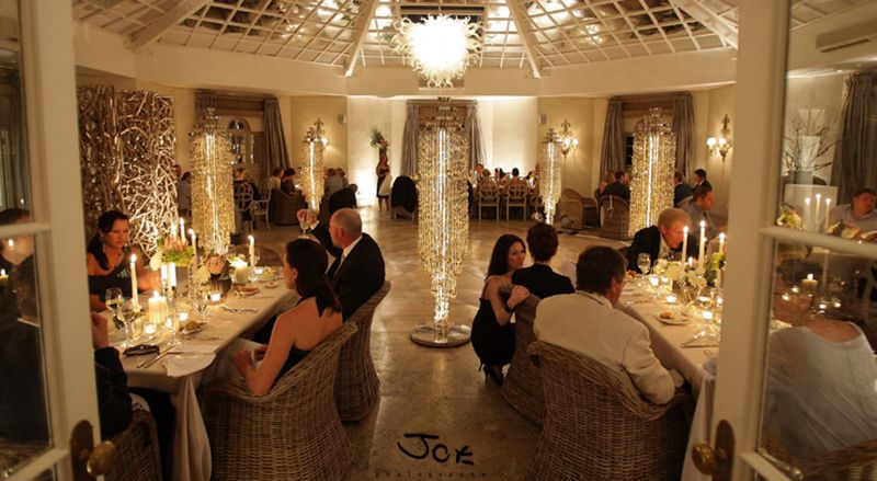 Pure Restaurant at Hout Bay Manor