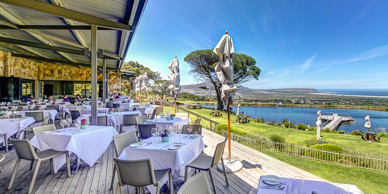 Cape Point Vineyards Restaurant