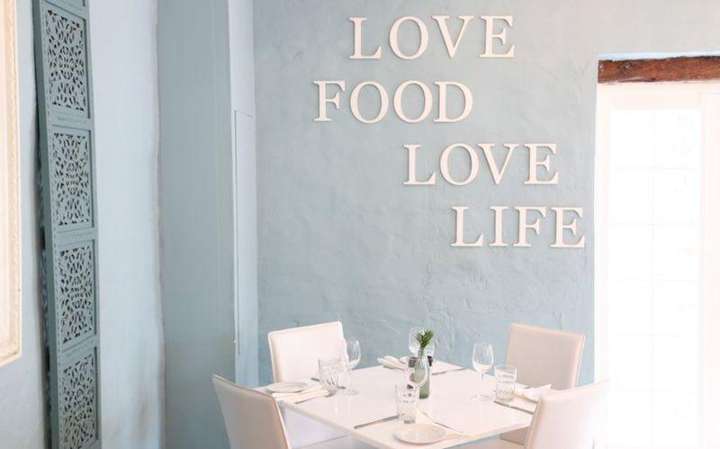 Love Food Love Life at The Foodbarn