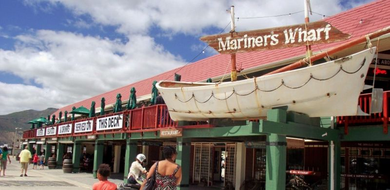 Wharfside Grill at Mariners Wharf