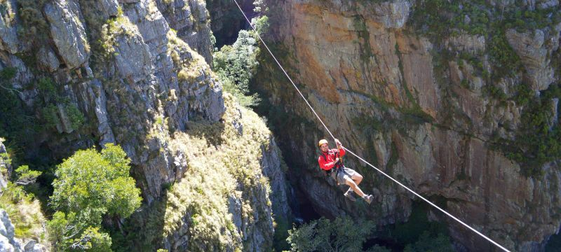 Cape Canopy Zipline Adventure
