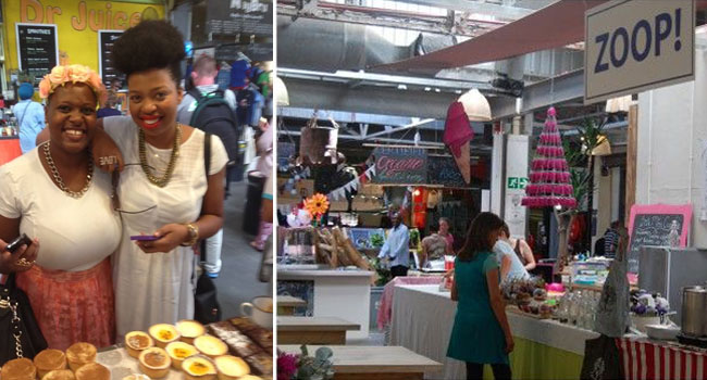 Bay Harbour Market, Hout Bay
