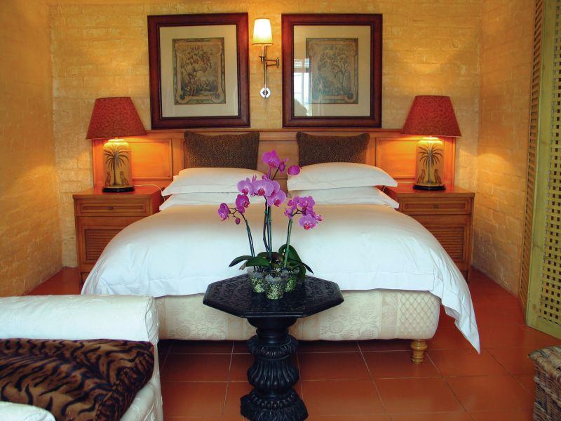 Colona Castle Safari Bedroom