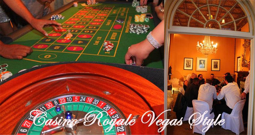 Casino Royale Vegas Style - Indoor Teambuilding