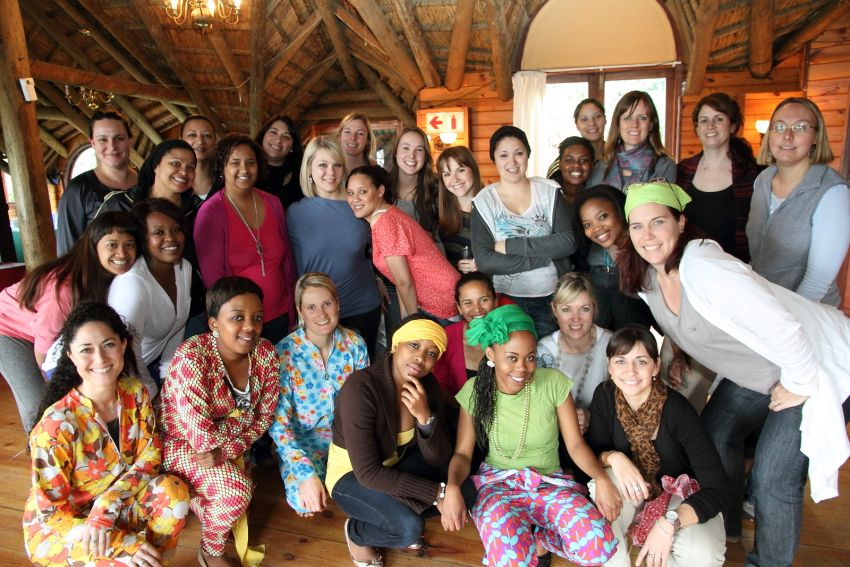 Indoor Teambuilding Cape Town