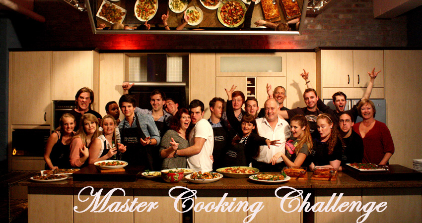 Master Cooking Challenge - Indoor Teambuilding