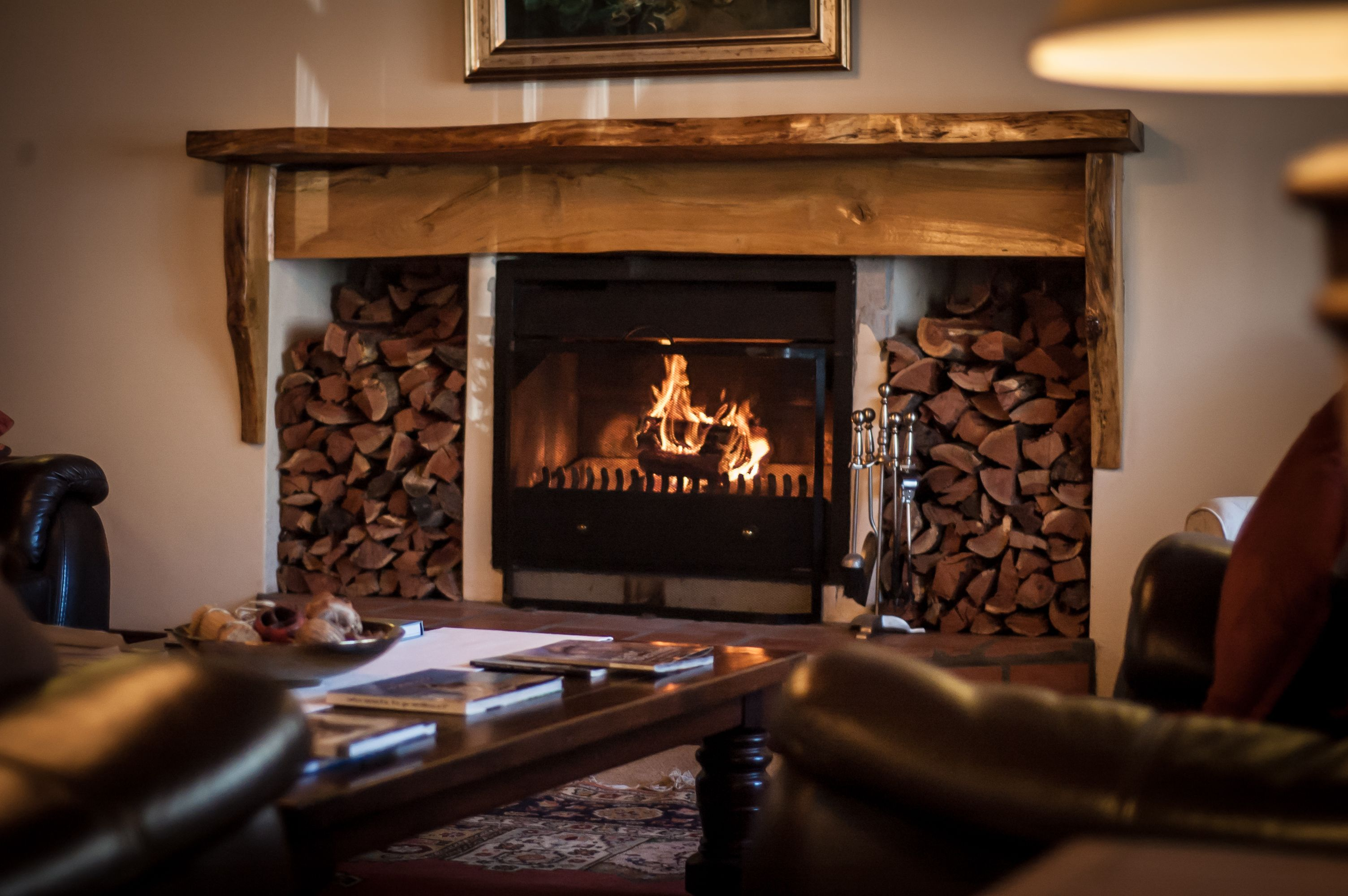cozy winter getaways beat the chill with our fireside collection