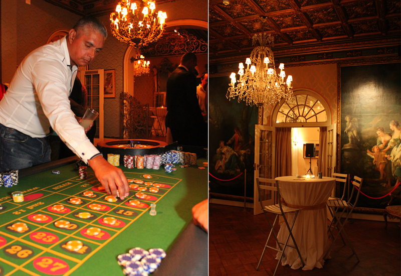 Casino Royale in a Venetian Palace