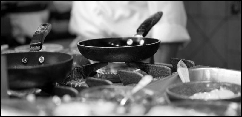 Corporate Team building: Cooking Challenges