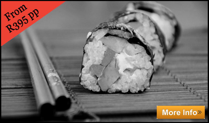 Sushi Making Teambuilding