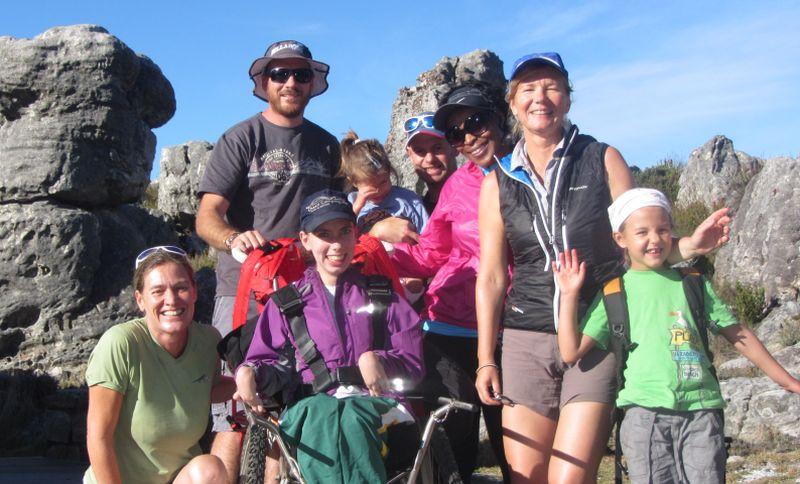 Team Training Hike