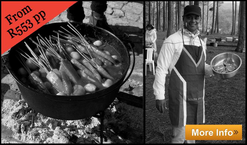 Survivor & Potjiekos Cook-Off
