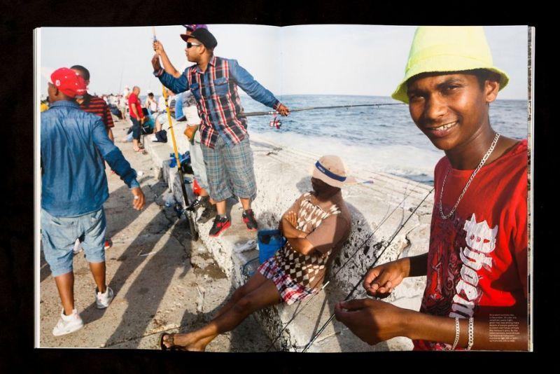 False Bay Fishermen by Joris van Alphen