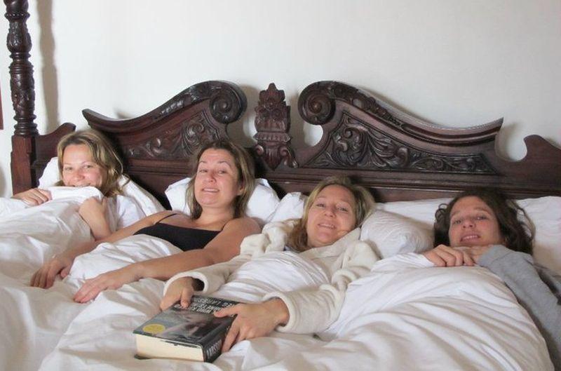 Women's Weekend at Villa St James