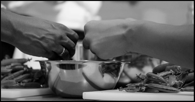 Whip It up ..Corporate Cooking Challenges