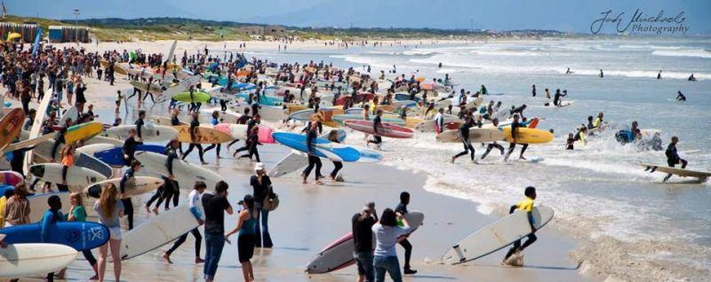 2015 Earthwave Beach Festival