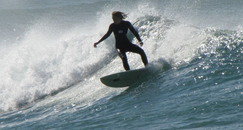 Surfing on the Cape Point Route