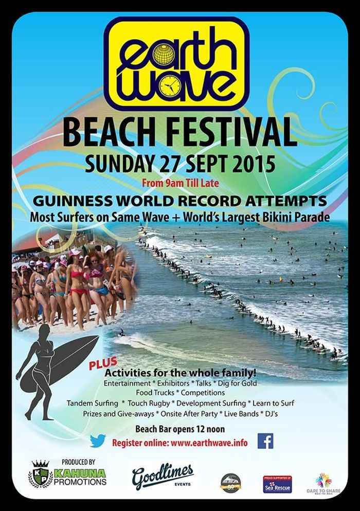 Earthwave Beach Festival