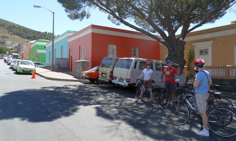Bites & Bikes City Cycle Tour