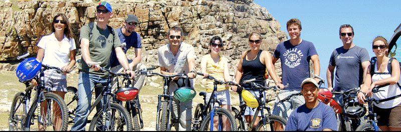 Cape Point Hike and Bike Tour