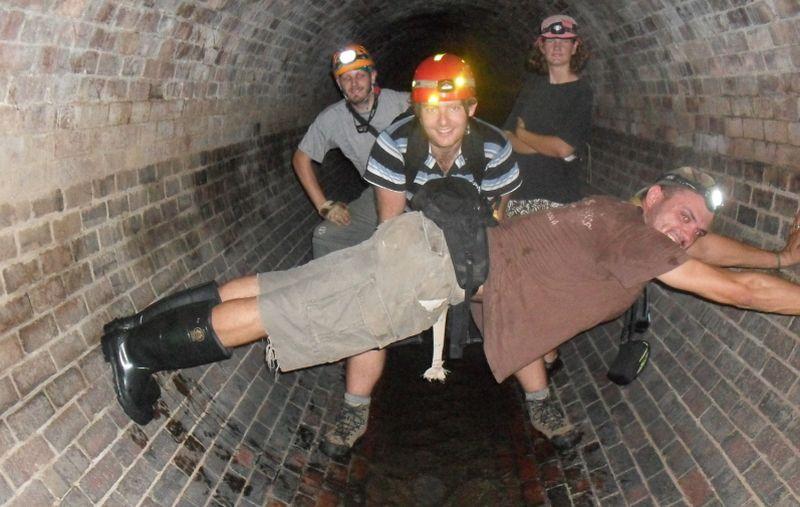 Castle Tunnel Adventure