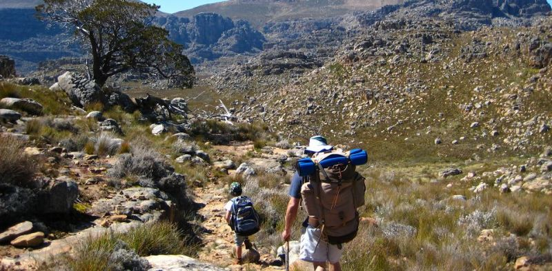 Hoerikwaggo Trail. Photo. southafrica.net