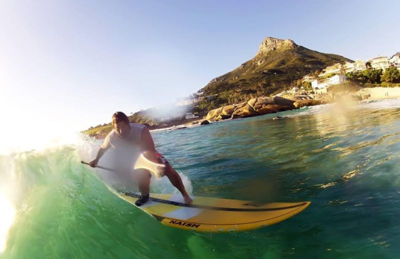 SUP Cape Town Photo © SUP Cape Town