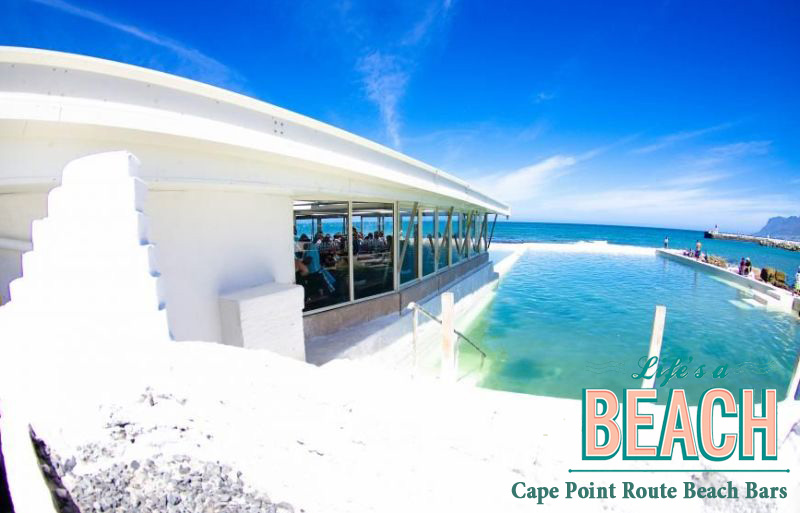 Cape Point Route Beach Bars
