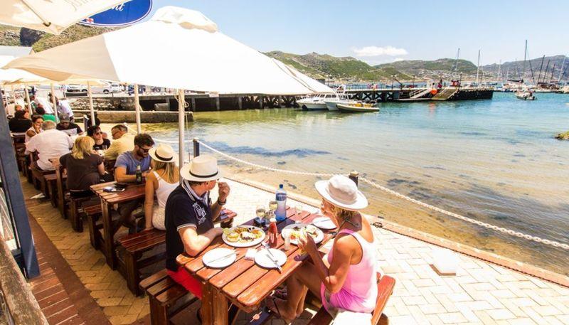 Bertha's Restaurant, Simon's Town