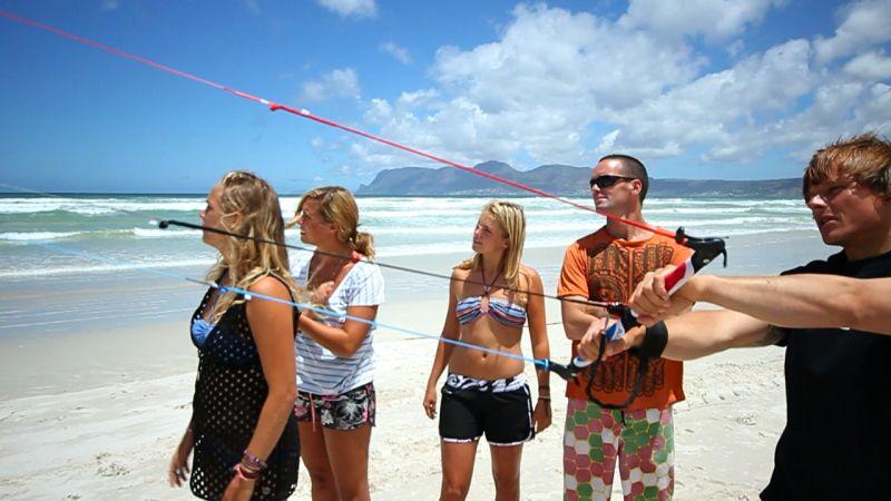 Kitesurfing  Photo © Surfstore
