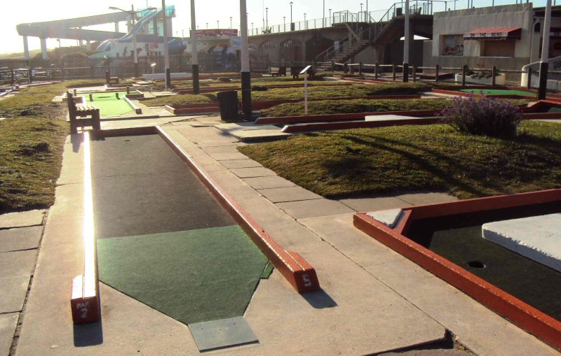 Putt Putt at Muizenberg Photo © Southern Crossroads