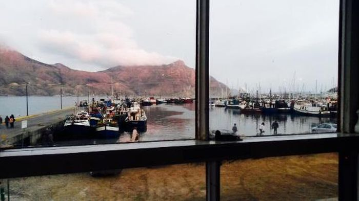 Wharfside Grill, Hout Bay