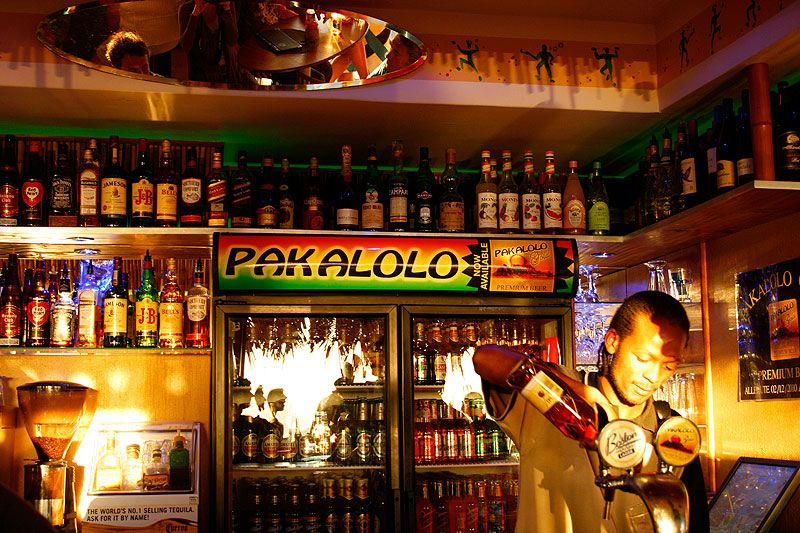 Pakalolo, Hout Bay