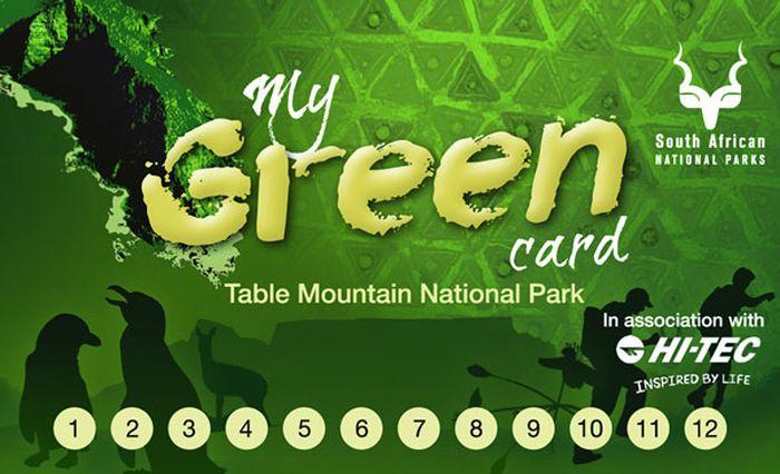 MY GREEN CARD