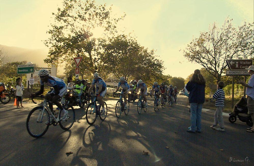 CApe Town Cycle Tour, Noordhoek. Photo: Bianca Gubalka
