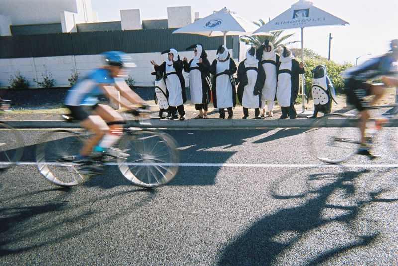 Penguin Support for Cape Town Cycle Tour
