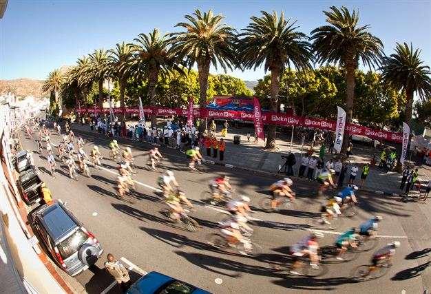 Cape Town Cycle Tour - Simon's Town. Photo: Sam Clark, Gallo Images