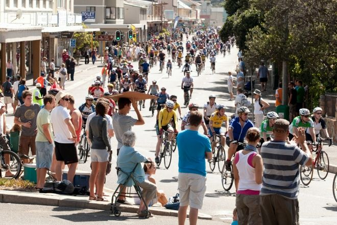 Cape Town Cycle Tour_ Fish Hoek Photo:  roomsforafricablog