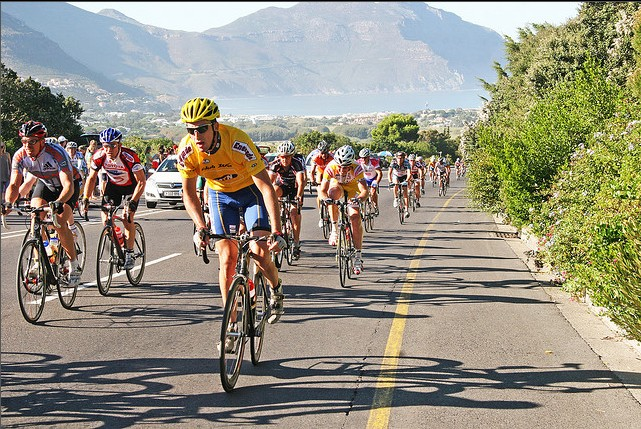Cape Town Cycle Tour, Suikerbossie